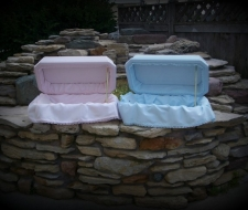 Personalized Pet Coffins