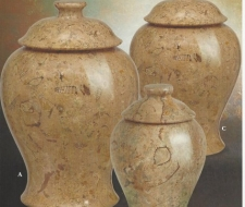 fossil-vase