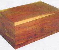 Cedar Pet Urn Box
