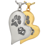 Personalized Paw Print Jewelry