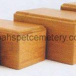 TB Bamboo Pet Urn Box
